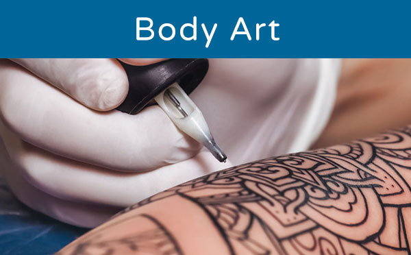 Body Art Program