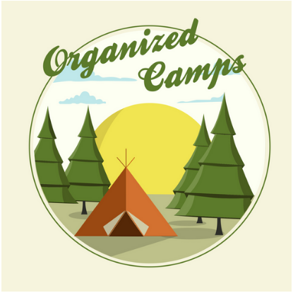 organized camps