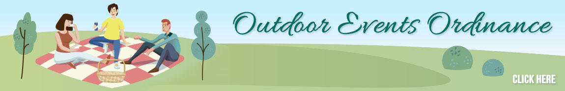 outdoor events ordinance