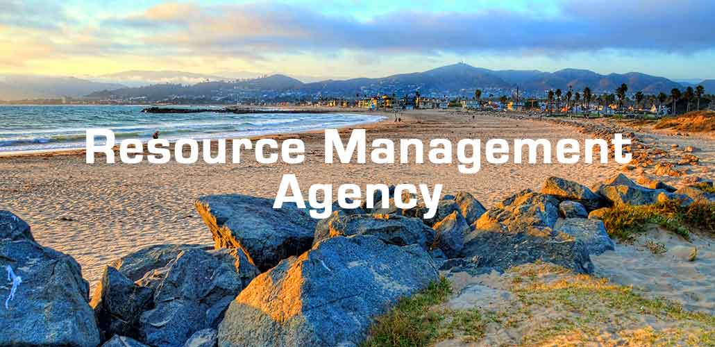 Welcome to Resource Management Agency